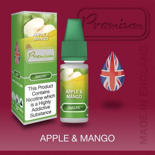 Eco Vape Apple and Mango