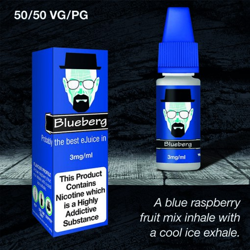 Eco Vape Blueberg