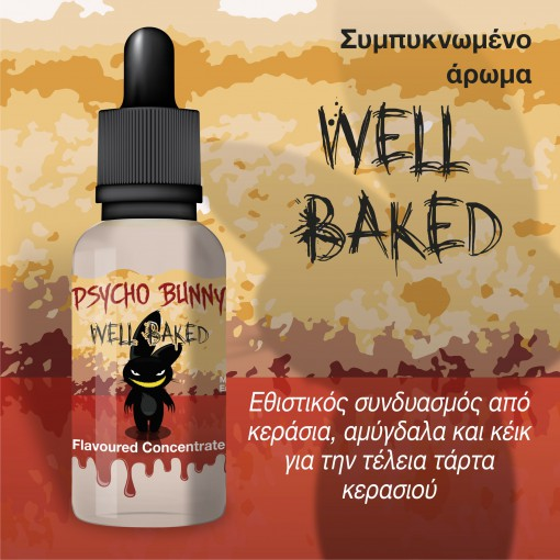 Psycho Bunny - Well Baked