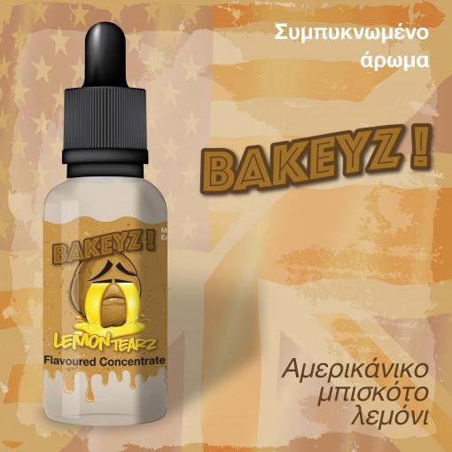 Bakeyz! - Lemon Tearz