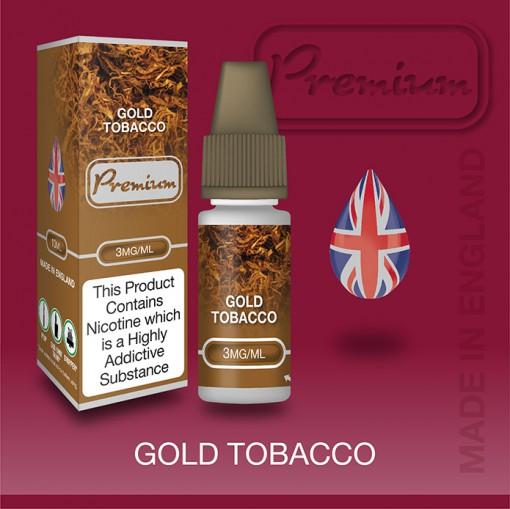 Eco Vape Gold Tobacco