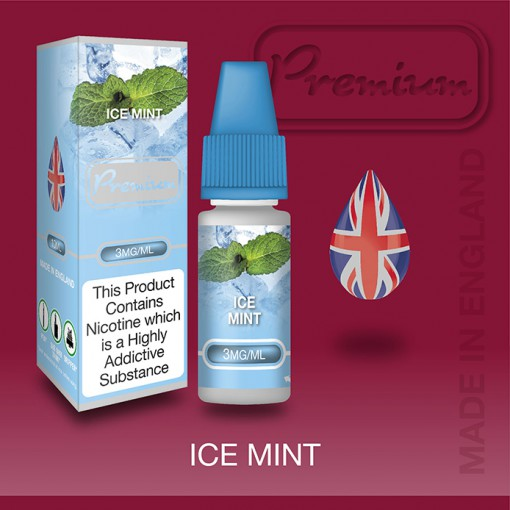 Eco Vape Ice Mint