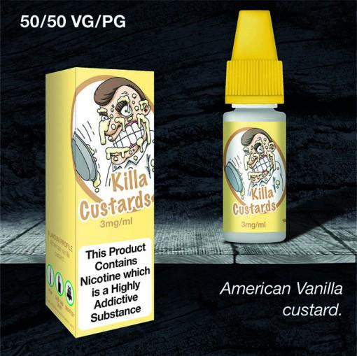 Eco Vape Killa Custard