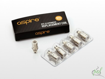 Aspire BVC Clearomizer Coil Heads