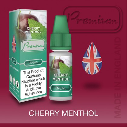 Eco Vape Cherry Menthol