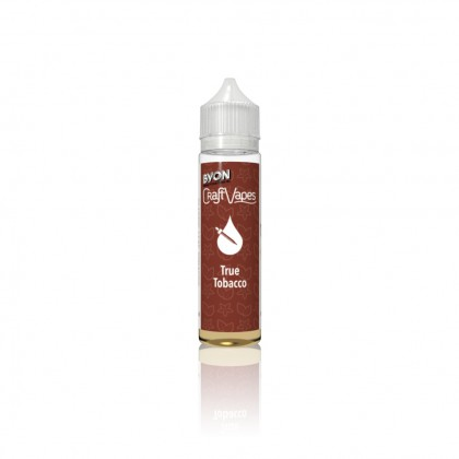 Craft Vapes - True Tobacco