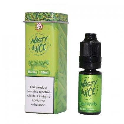 Nasty Juice Green Apple