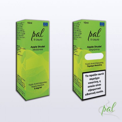 Pal e-Liquid Apple Strudel