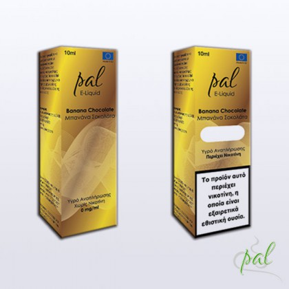 Pal e-Liquid Banana Chocolate