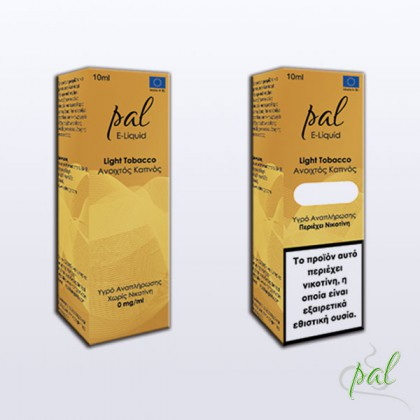 Pal e-Liquid Light Tobacco