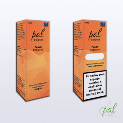 Pal e-Liquid Peach
