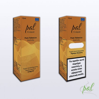 Pal e-Liquid Pure Tobacco