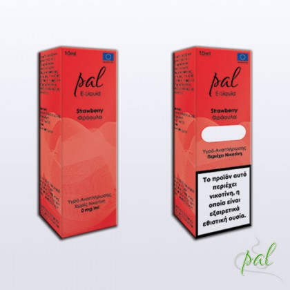 Pal e-Liquid Strawberry