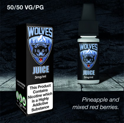 Eco Vape Wolves Juice