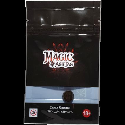 Magic CBD #ashtag