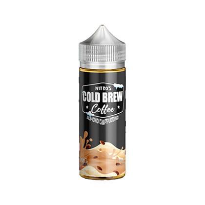 NITRO'S Cold Brew Coffee - Almond Cappuccino